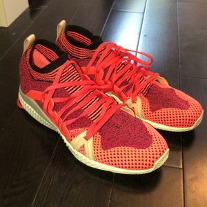 Stella McCartney x Adidas knit running sneakers